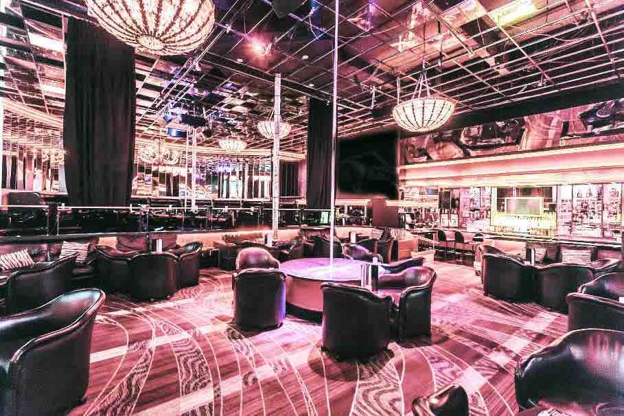 Strip Club 3 Dance Stages